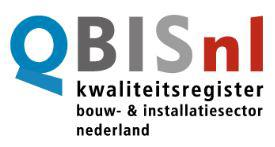 Logo QBIS kwaliteitsregister voor energielabel bedrijfspand